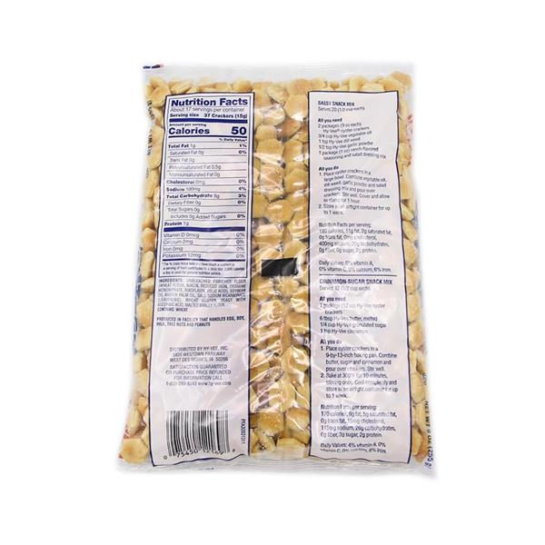 Hy-Vee Oyster Crackers