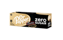 Dr Pepper Zero Sugar, Cream Soda 12Pk